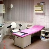 Behandlungszimmer 1 in der Kassenpraxis