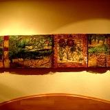"""Wandbild """"Wachstum"""" von Gabriela Schlenz"""